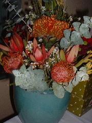 ブッシュフラワー花束2