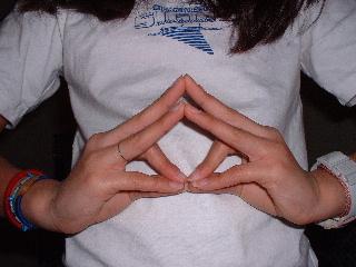 手の位置5