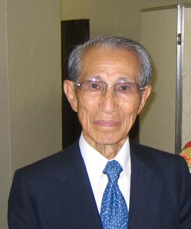小野田寛郎さんに会いました。\