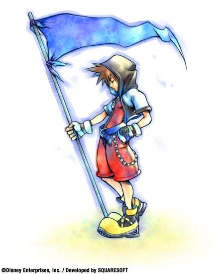 Sora Kingdom Hearts 1520074: 画像 : キングダムハーツ ソラのイラストまとめ